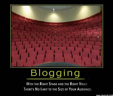 blogging-poster