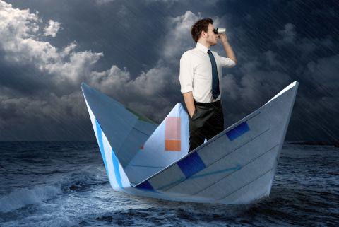 Когато си на ръба на лодката
